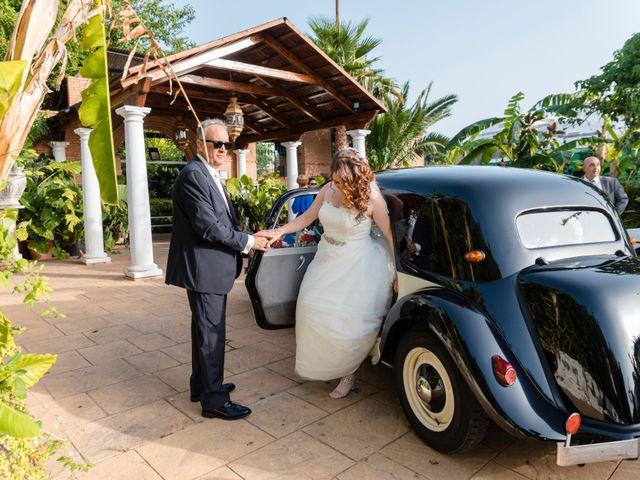 La boda de Adolfo y Gema en Chiclana De La Frontera, Cádiz 15