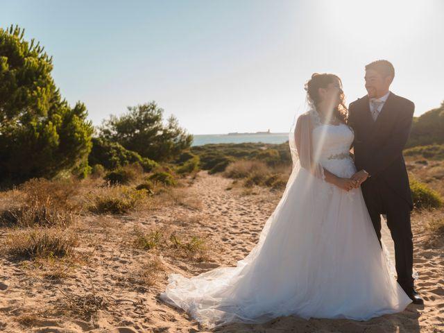 La boda de Adolfo y Gema en Chiclana De La Frontera, Cádiz 26