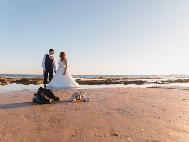 La boda de Adolfo y Gema en Chiclana De La Frontera, Cádiz 37
