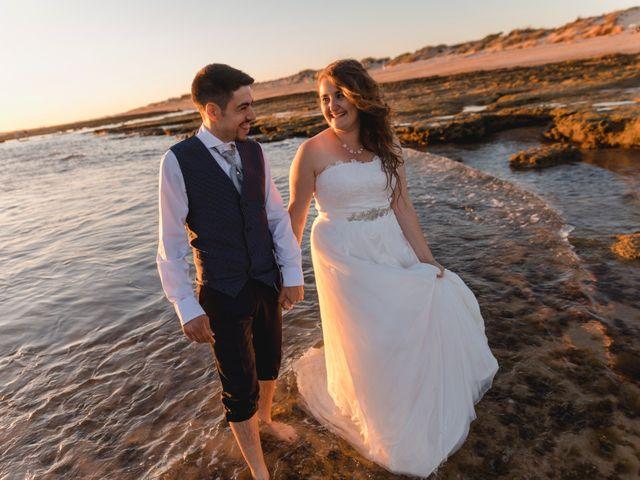 La boda de Adolfo y Gema en Chiclana De La Frontera, Cádiz 1