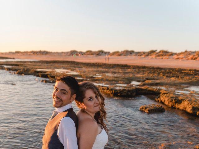 La boda de Adolfo y Gema en Chiclana De La Frontera, Cádiz 43
