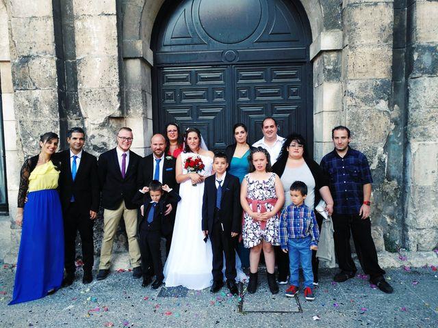 La boda de Raúl y Miriam en Burgos, Burgos 4