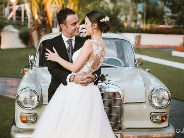 La boda de Julio Alberto y Esther en Murcia, Murcia 12