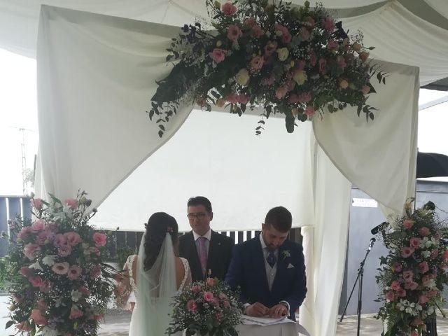 La boda de Cesar  y Raquel  en Linares, Jaén 6