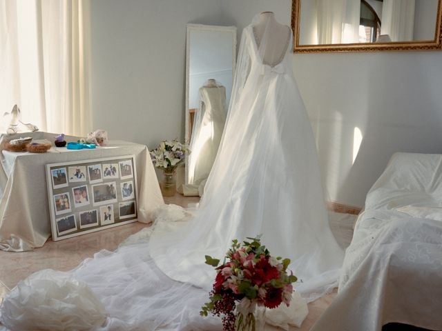 La boda de Tomás y Alejandra en Villacañas, Toledo 7