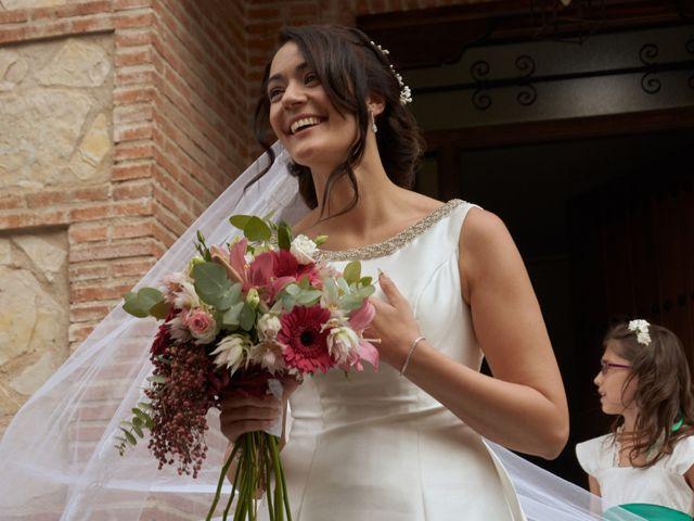 La boda de Tomás y Alejandra en Villacañas, Toledo 13
