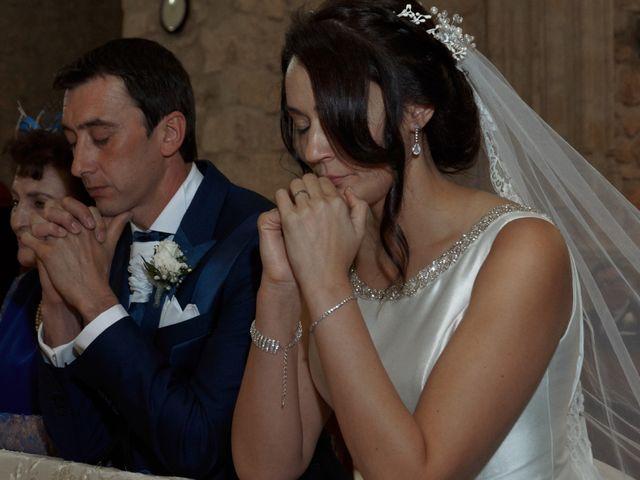 La boda de Tomás y Alejandra en Villacañas, Toledo 16