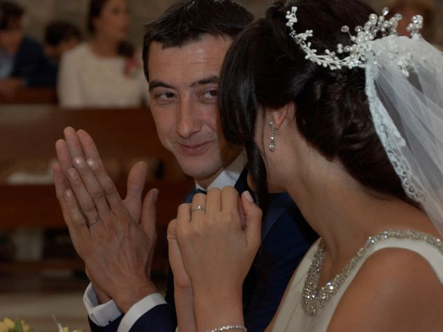 La boda de Tomás y Alejandra en Villacañas, Toledo 17