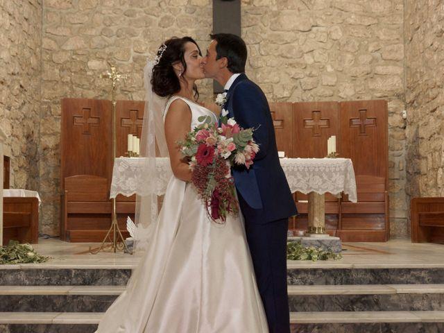La boda de Tomás y Alejandra en Villacañas, Toledo 19