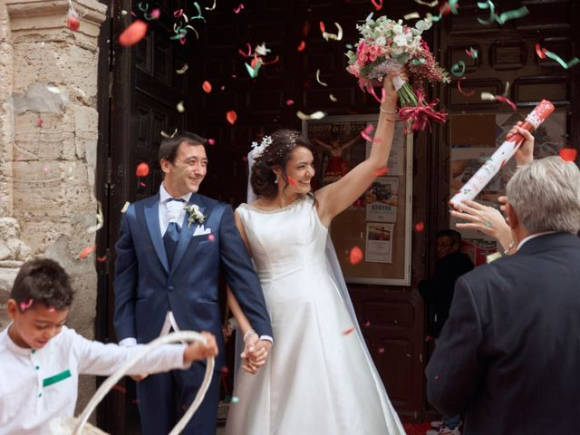 La boda de Tomás y Alejandra en Villacañas, Toledo 20