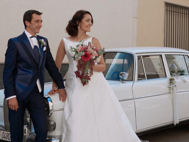 La boda de Tomás y Alejandra en Villacañas, Toledo 21