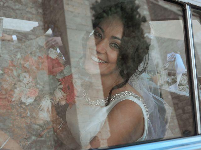 La boda de Tomás y Alejandra en Villacañas, Toledo 2