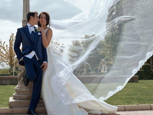 La boda de Alejandra y Tomás