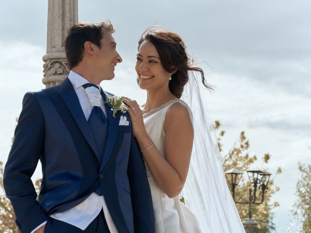 La boda de Tomás y Alejandra en Villacañas, Toledo 25