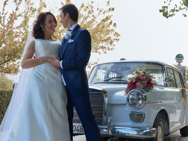 La boda de Tomás y Alejandra en Villacañas, Toledo 26