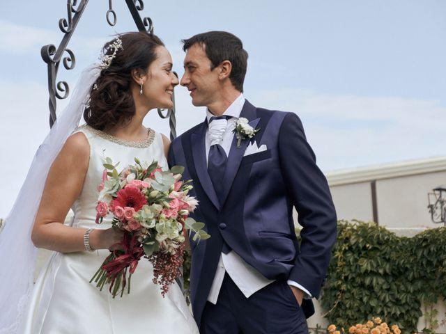 La boda de Tomás y Alejandra en Villacañas, Toledo 27