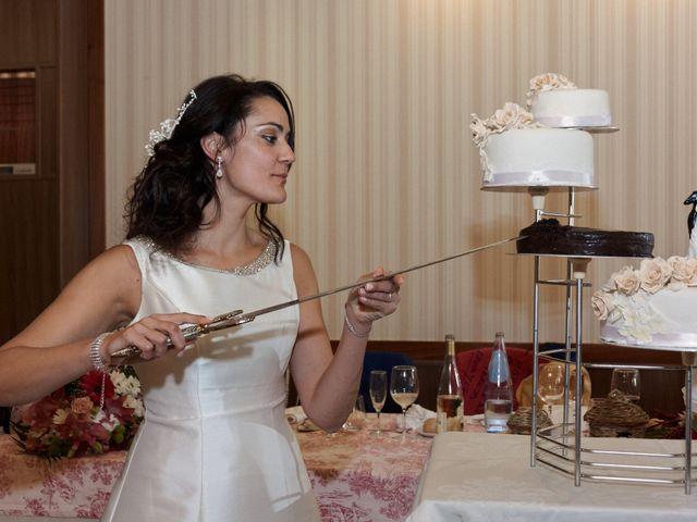 La boda de Tomás y Alejandra en Villacañas, Toledo 33