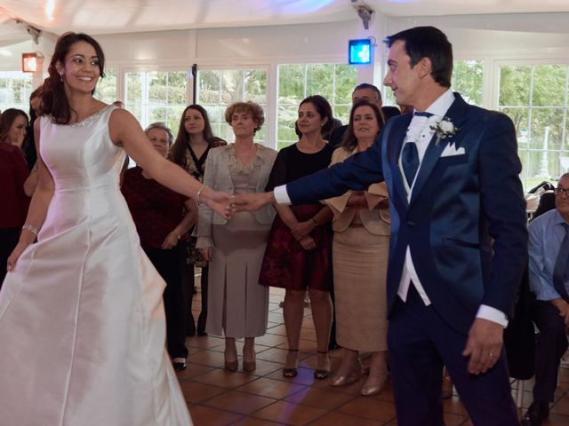 La boda de Tomás y Alejandra en Villacañas, Toledo 35
