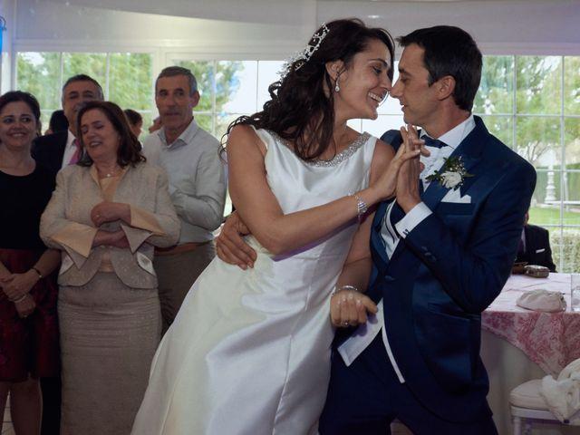 La boda de Tomás y Alejandra en Villacañas, Toledo 37