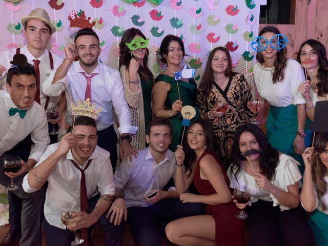 La boda de Tomás y Alejandra en Villacañas, Toledo 38