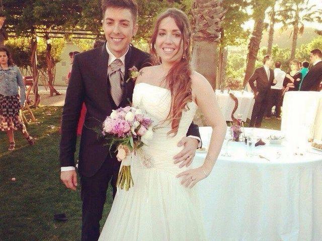 La boda de David y Alba en Girona, Girona 1