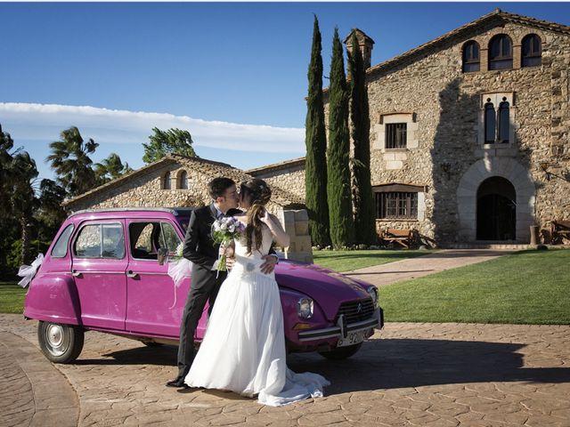 La boda de David y Alba en Girona, Girona 6