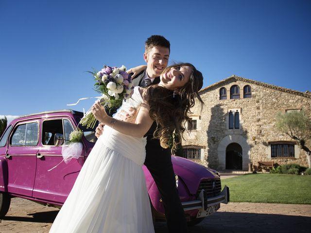 La boda de David y Alba en Girona, Girona 8