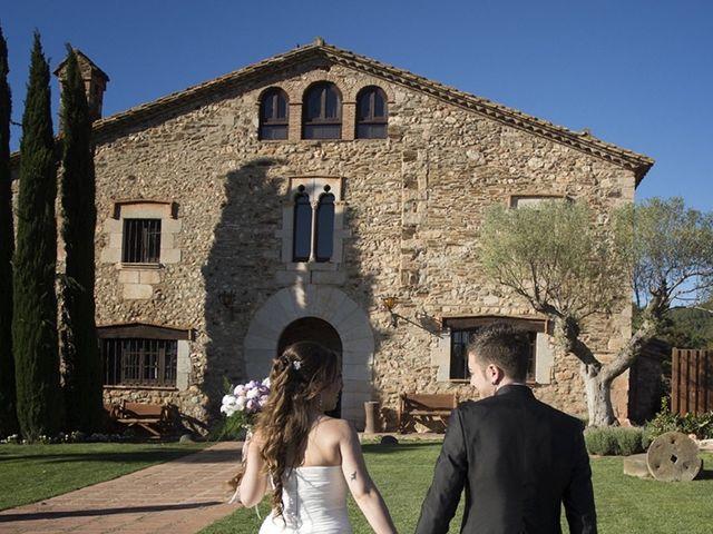 La boda de David y Alba en Girona, Girona 9