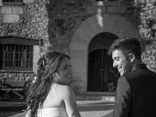 La boda de David y Alba en Girona, Girona 10
