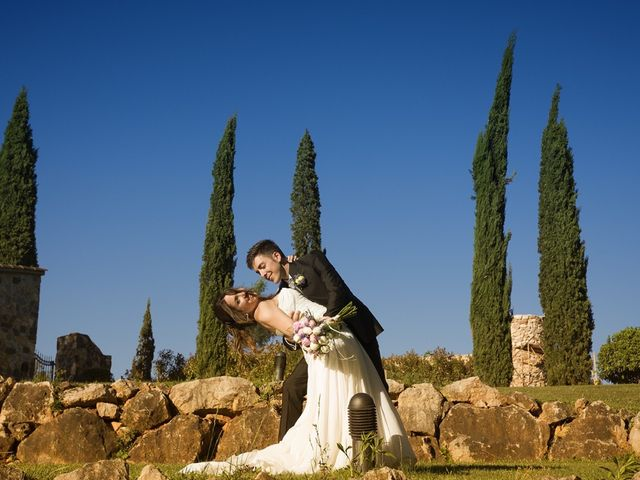 La boda de David y Alba en Girona, Girona 13