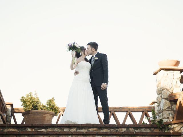 La boda de David y Alba en Girona, Girona 14