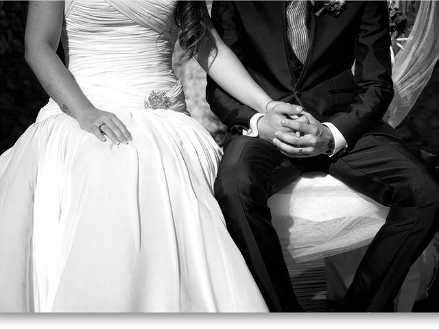 La boda de David y Alba en Girona, Girona 20