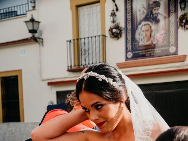 La boda de Miguel Angel y Laura en Cantillana, Sevilla 11
