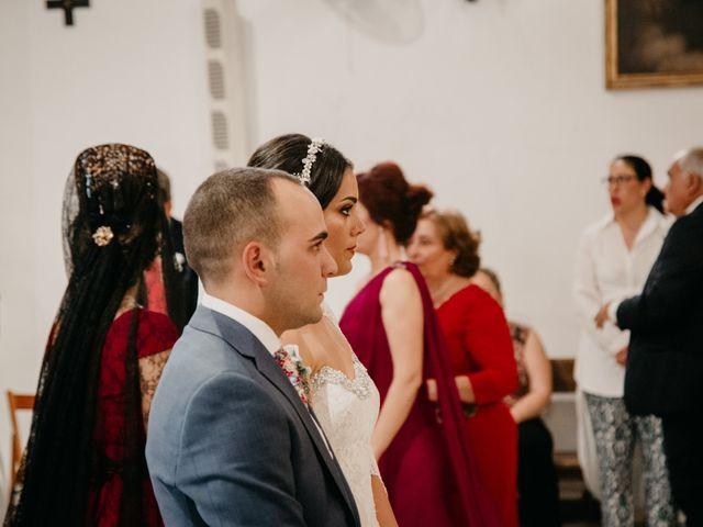 La boda de Miguel Angel y Laura en Cantillana, Sevilla 12