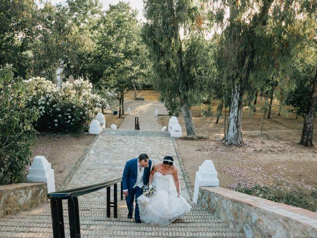 La boda de Miguel Angel y Laura en Cantillana, Sevilla 16