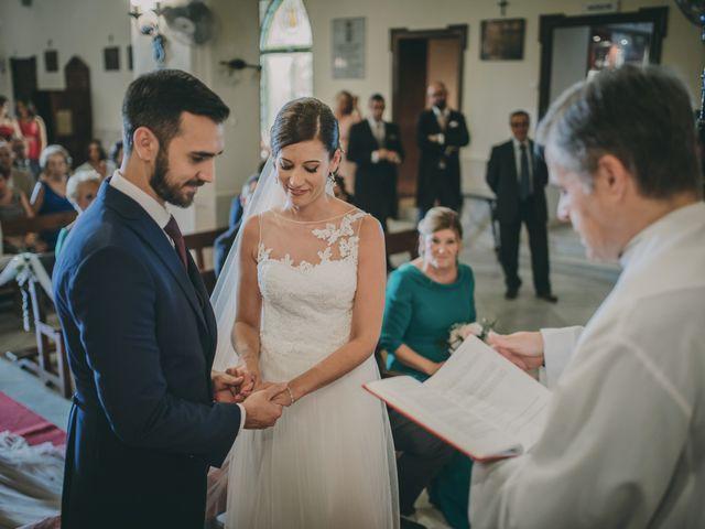 La boda de Alberto y Encarni en Alcala De Guadaira, Sevilla 52