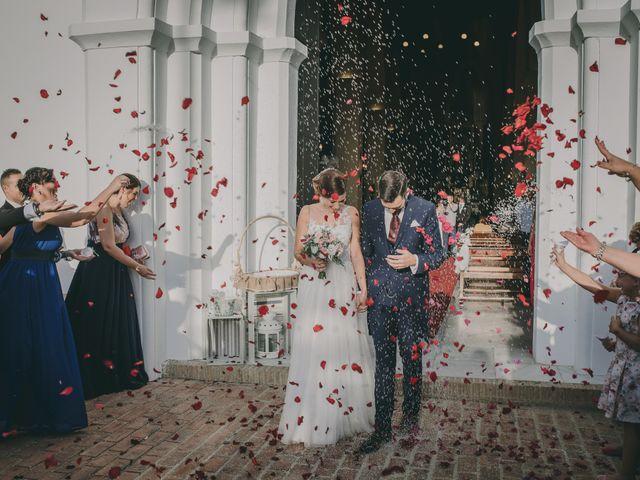 La boda de Alberto y Encarni en Alcala De Guadaira, Sevilla 1