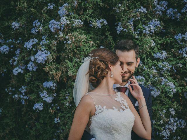 La boda de Alberto y Encarni en Alcala De Guadaira, Sevilla 57