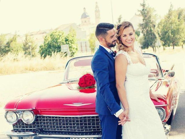 La boda de Miriam Alfaro y Fernando Lorente  en Alboraya, Valencia 1