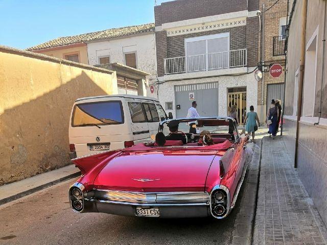 La boda de Miriam Alfaro y Fernando Lorente  en Alboraya, Valencia 3
