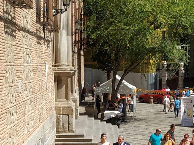La boda de Álvaro  y Julia en Toledo, Toledo 3