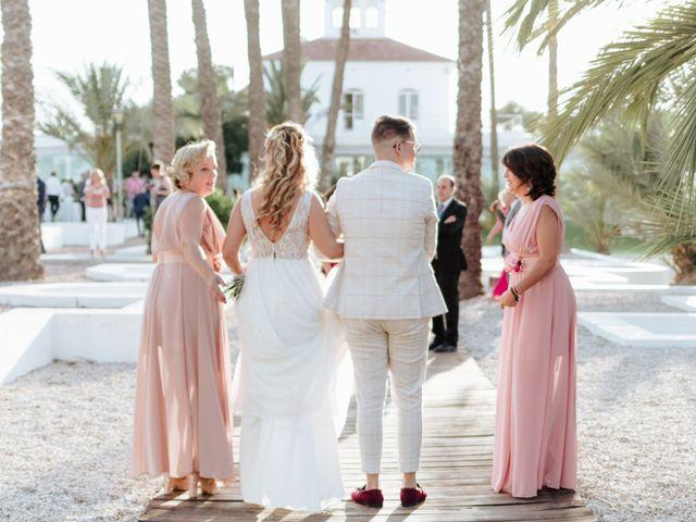 La boda de Jorge y María en Lorqui, Murcia 4