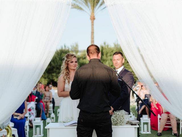 La boda de Jorge y María en Lorqui, Murcia 18
