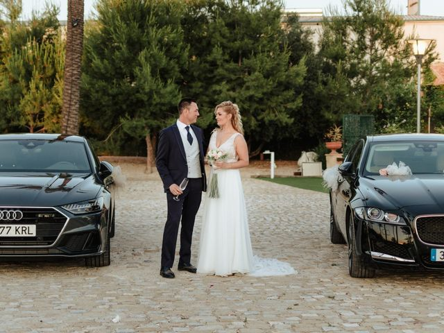 La boda de Jorge y María en Lorqui, Murcia 20