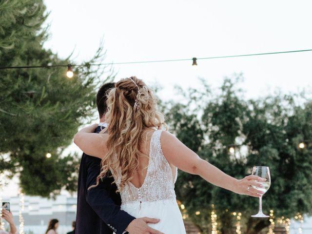 La boda de Jorge y María en Lorqui, Murcia 22