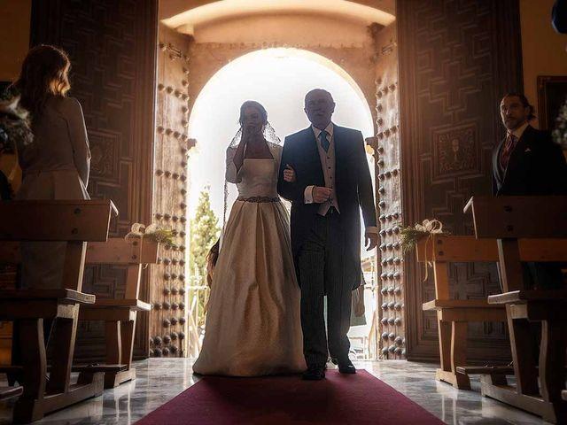 La boda de Fernando y Tamara en Granada, Granada 20