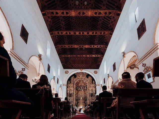 La boda de Fernando y Tamara en Granada, Granada 21