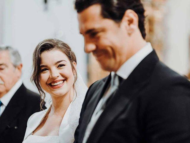 La boda de Fernando y Tamara en Granada, Granada 23