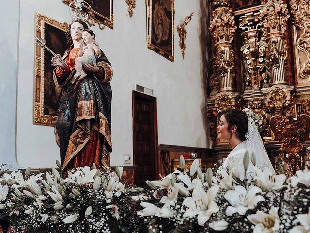 La boda de Fernando y Tamara en Granada, Granada 24