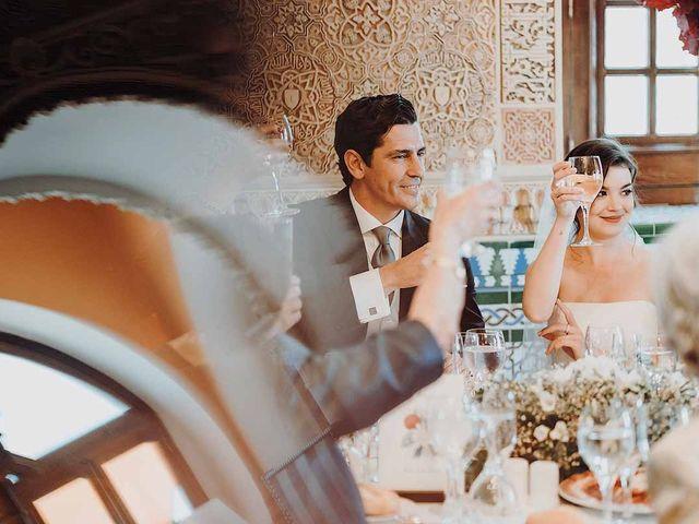 La boda de Fernando y Tamara en Granada, Granada 29